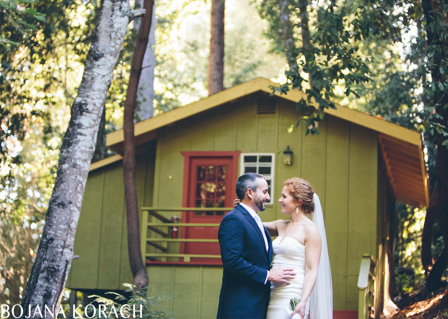 Santa Cruz Mountains Wedding Pema Osel Ling021