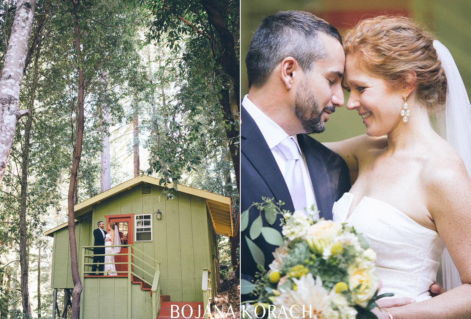 Santa Cruz Mountains Wedding Pema Osel Ling023