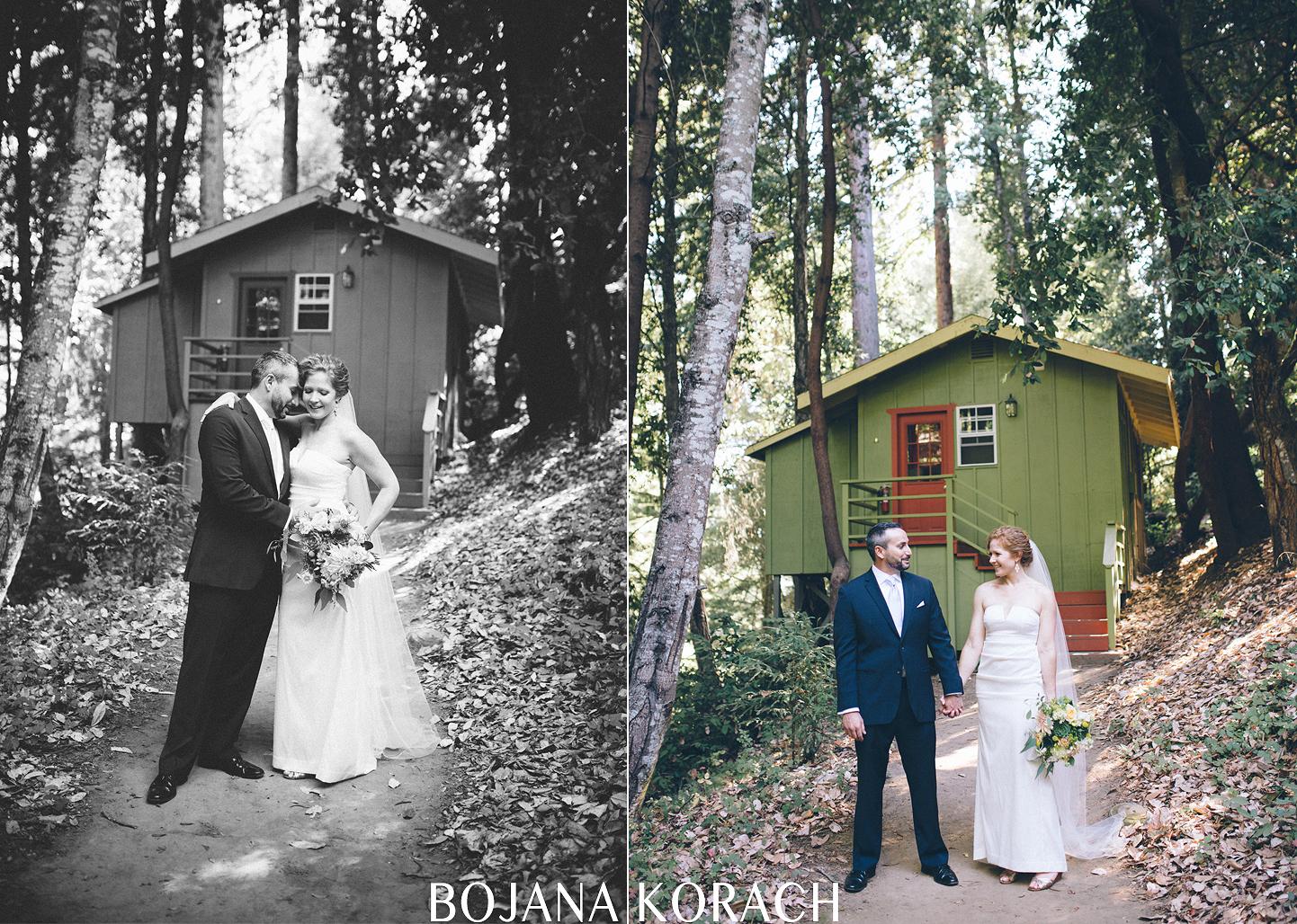 Santa Cruz Mountains Wedding Pema Osel Ling025