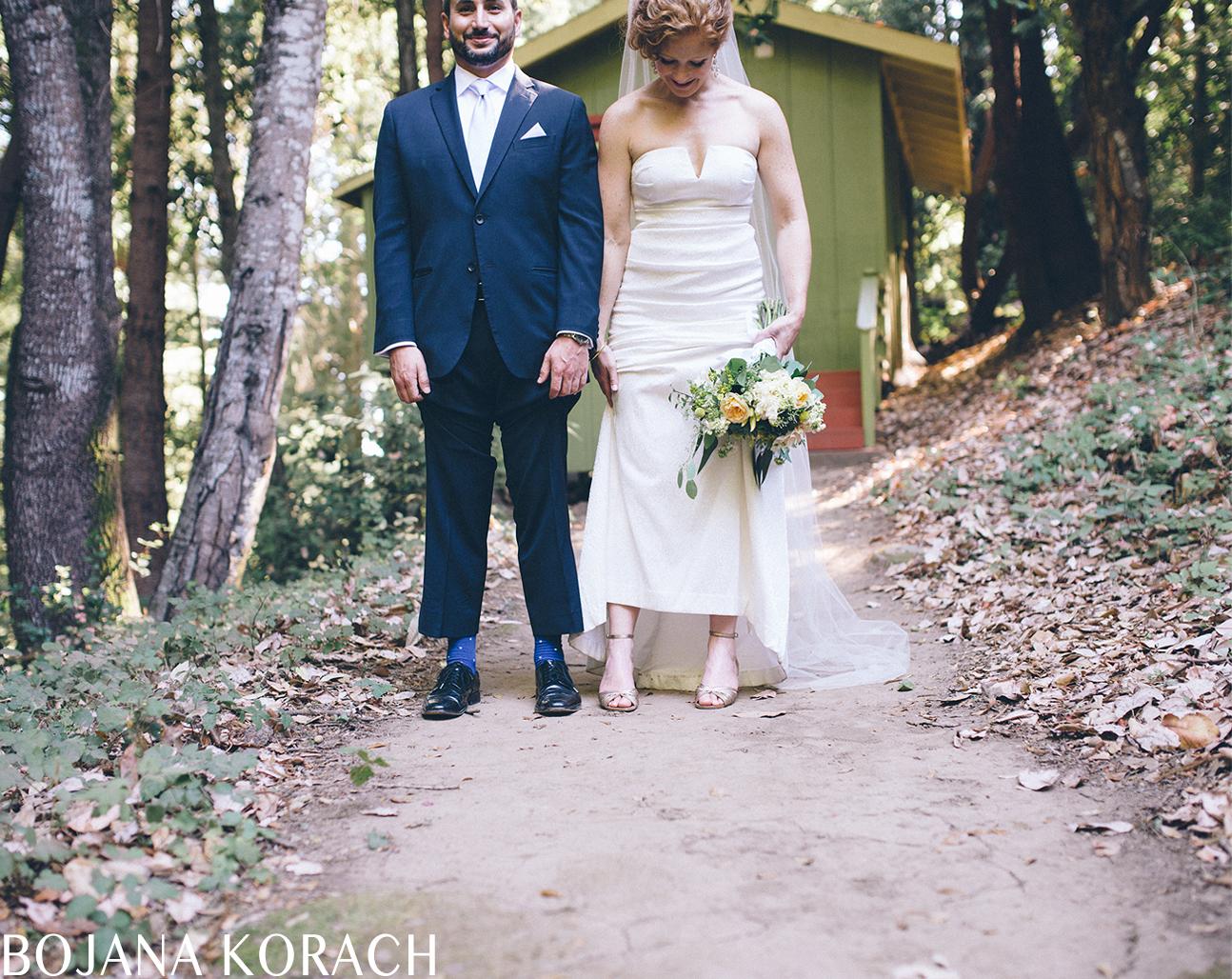 Santa Cruz Mountains Wedding Pema Osel Ling026
