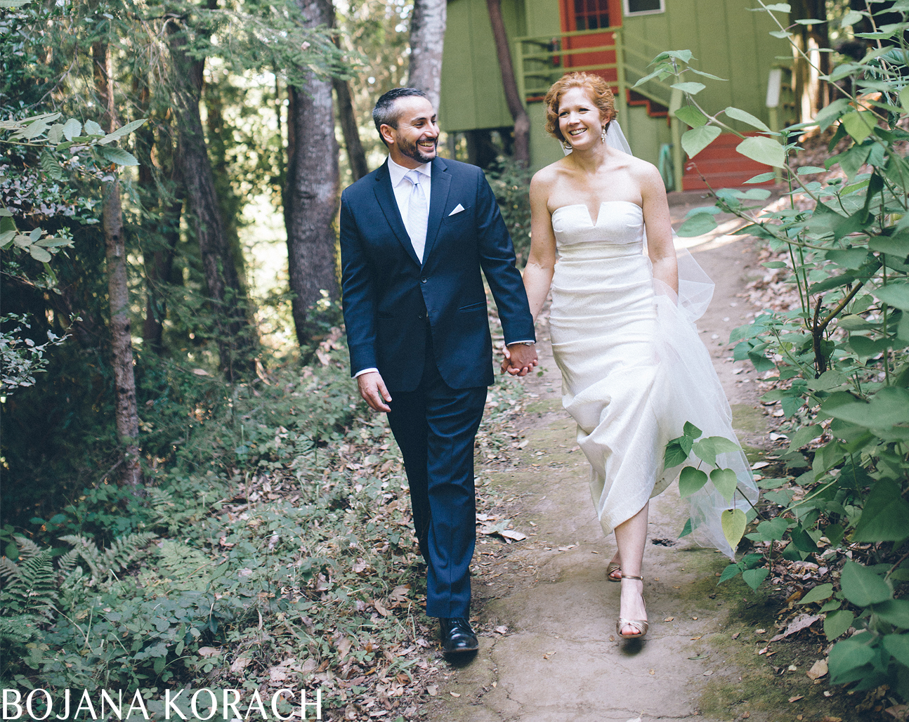 Santa Cruz Mountains Wedding Pema Osel Ling027