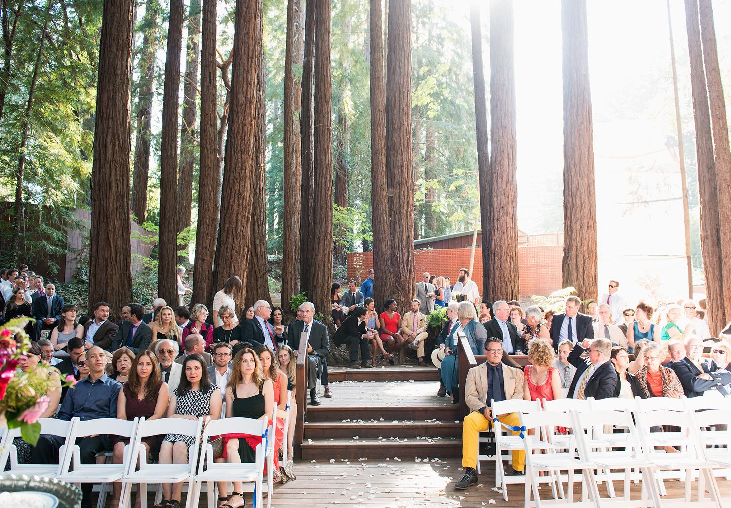 Santa Cruz Mountains Wedding Pema Osel Ling034