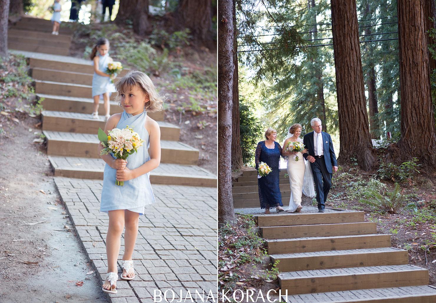 Santa Cruz Mountains Wedding Pema Osel Ling035
