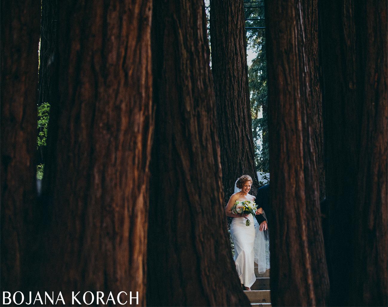 Santa Cruz Mountains Wedding Pema Osel Ling036