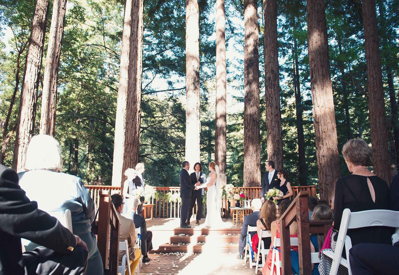 Santa Cruz Mountains Wedding Pema Osel Ling040
