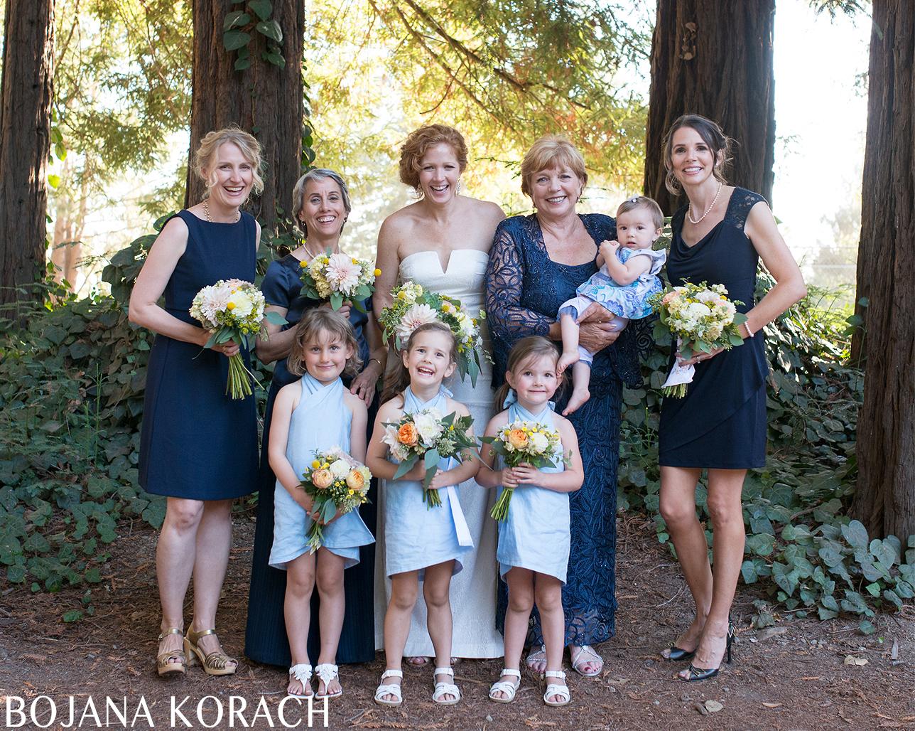 Santa Cruz Mountains Wedding Pema Osel Ling048