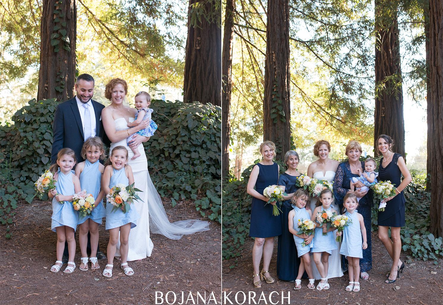 Santa Cruz Mountains Wedding Pema Osel Ling050