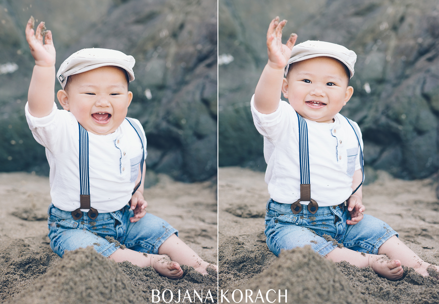 san-francisco-beach-baby-happy