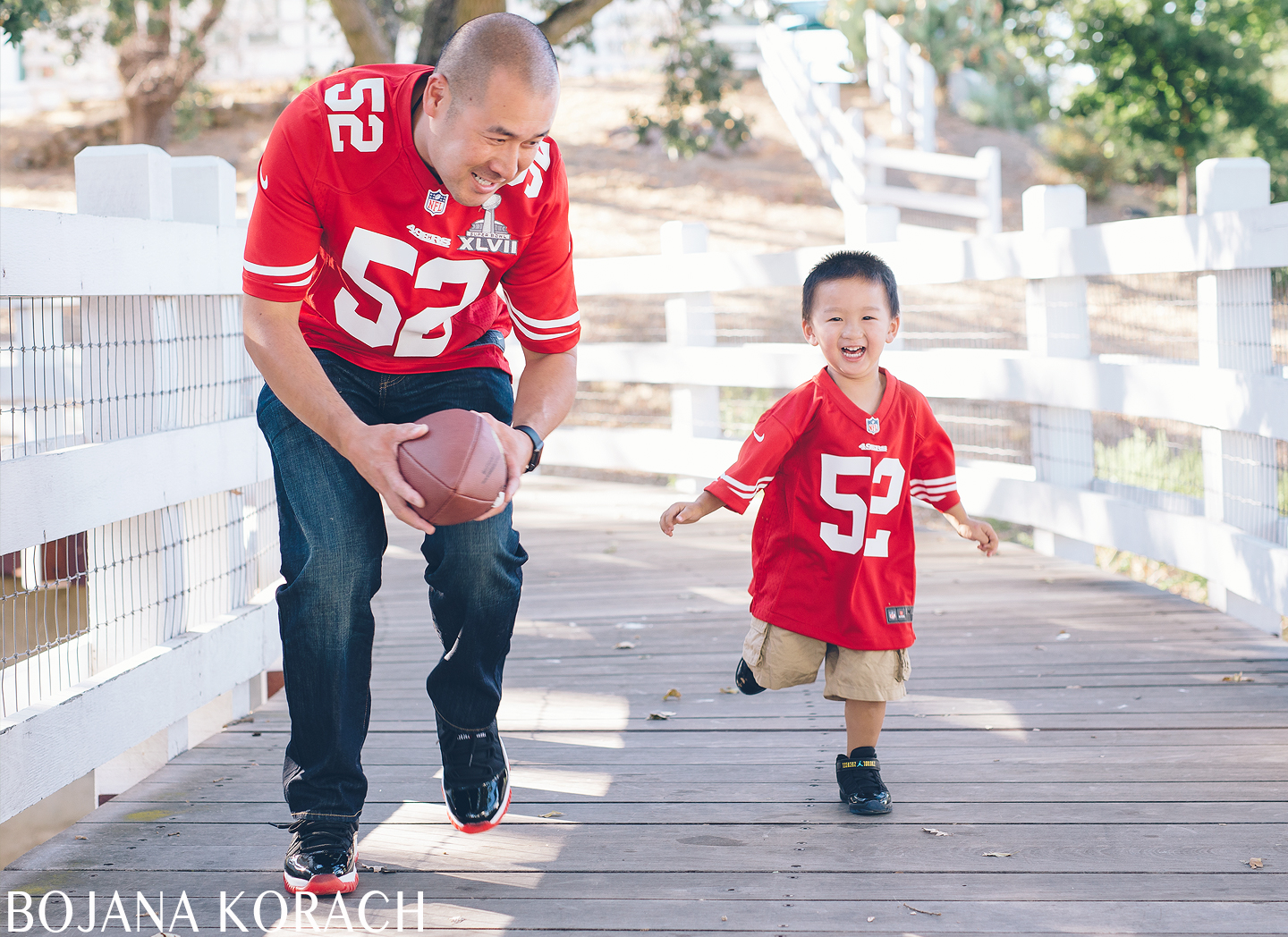 san francisco 49ers-family