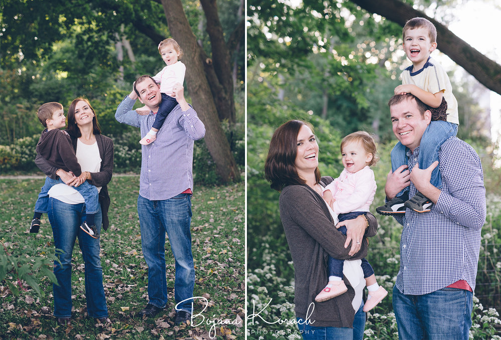 chicago family photography in belmont harbor
