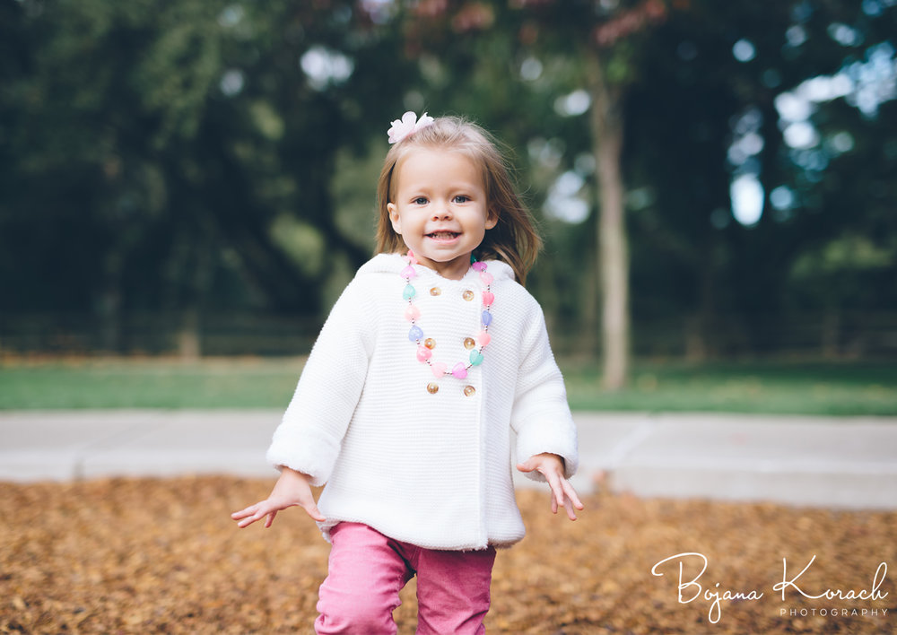 chicago child portrait session