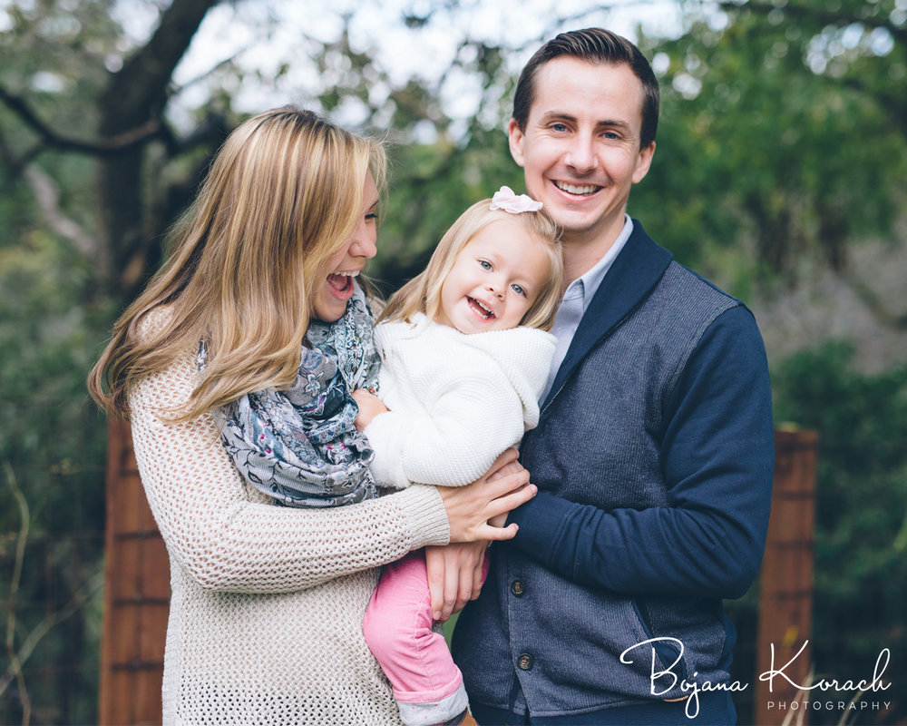 chicago family portrait session