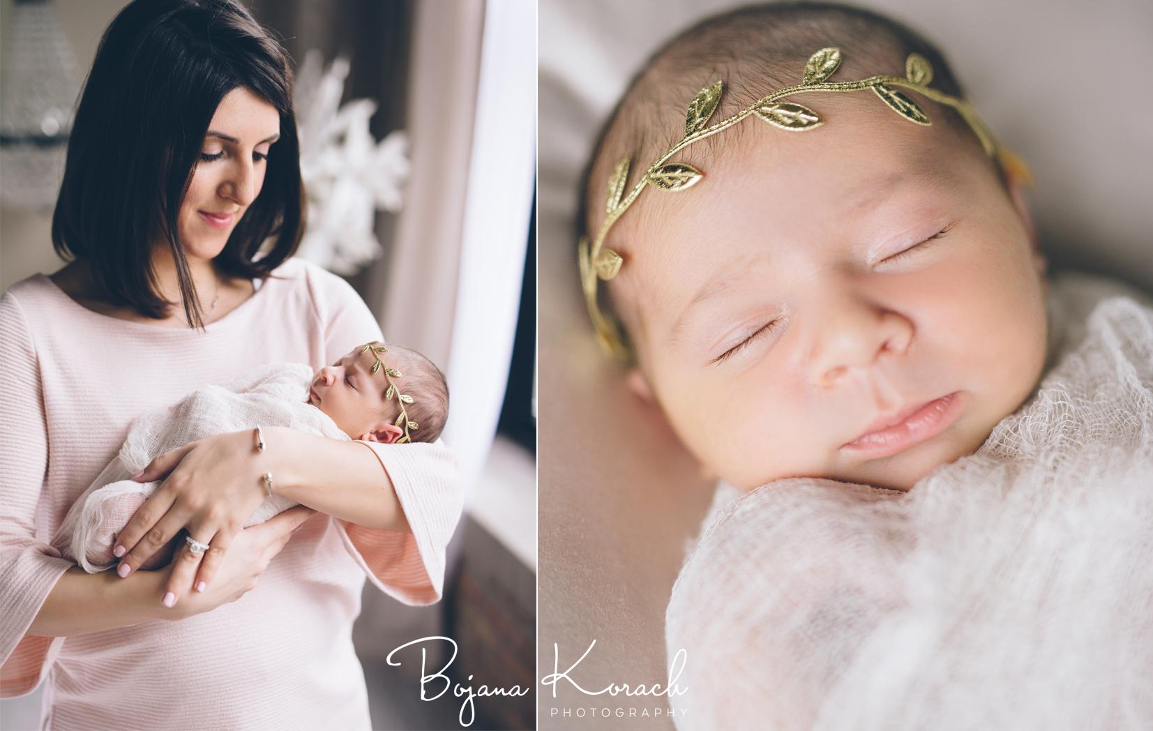 newborn baby greek goddess
