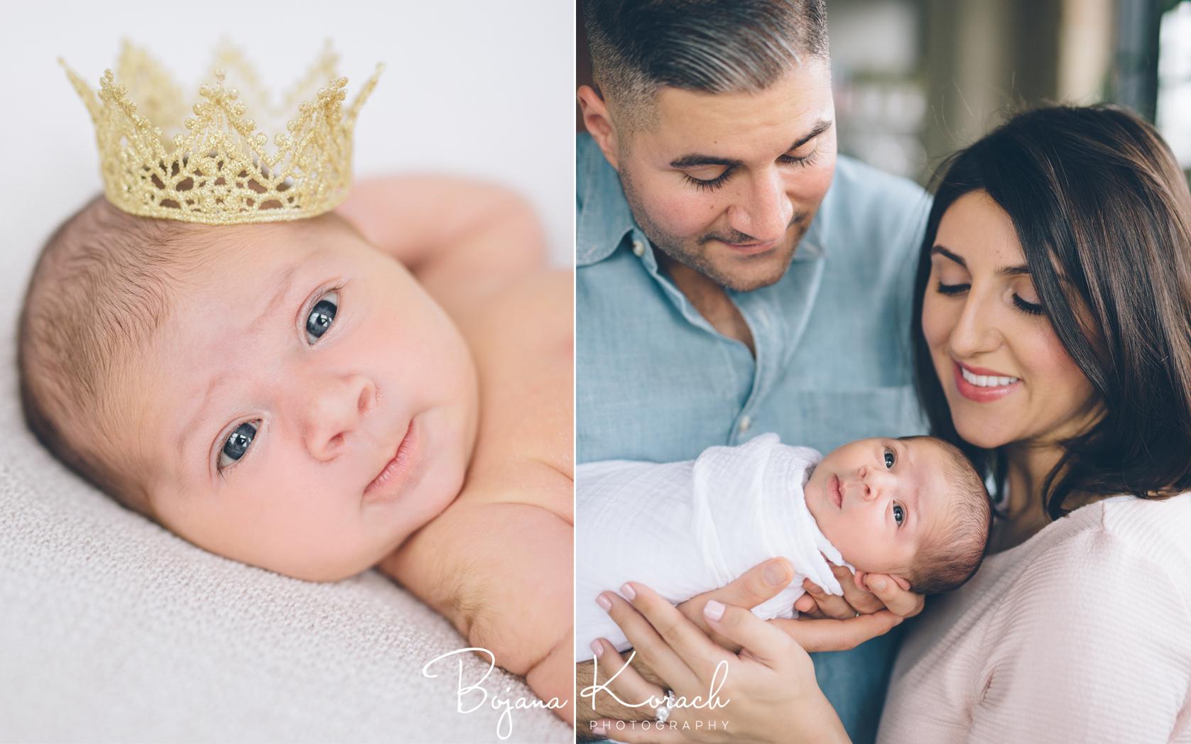 little newborn princess