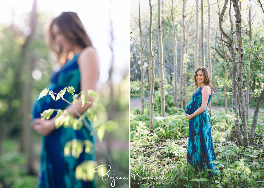 san francisco maternity session