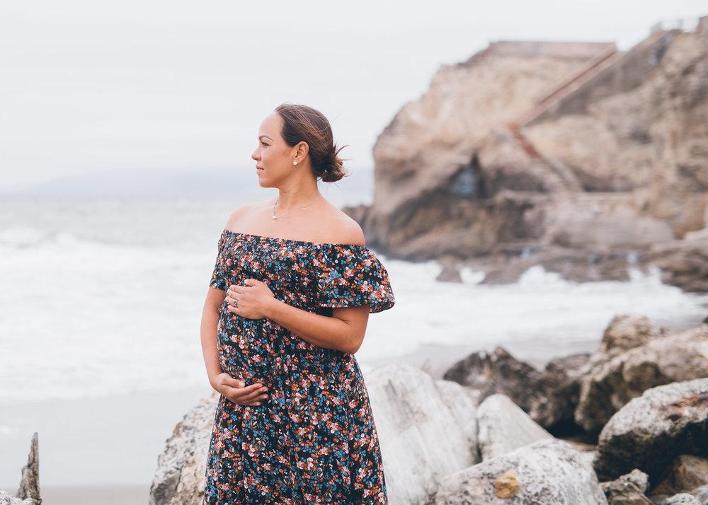 maternity session northern california coast san francisco.jpg