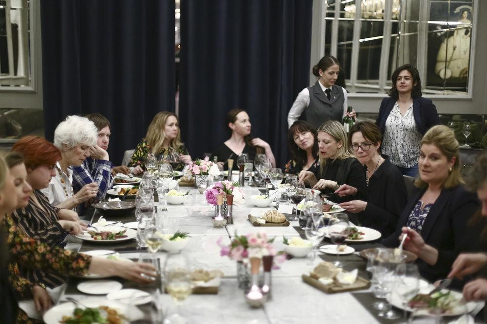 Le Diner Francais