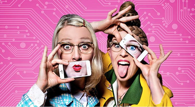 """Hutzenlaub & Stäubli """"Sister App"""""""