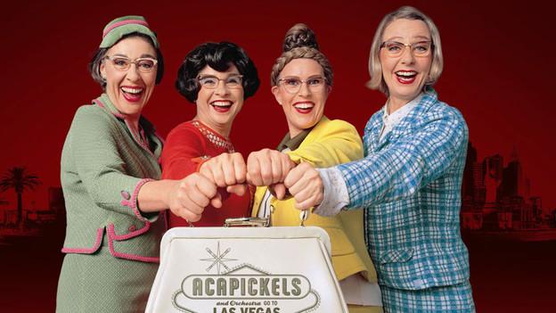 Acapickels 1989 - 2008