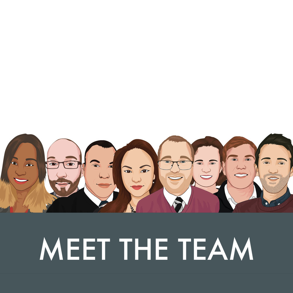 Meet The Full Team >