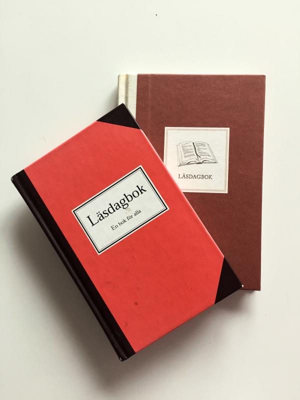 Läsdagböcker finns att köpas i Akademiska Bokhandeln och på nätet, förstås. Men varför inte göra din egen?