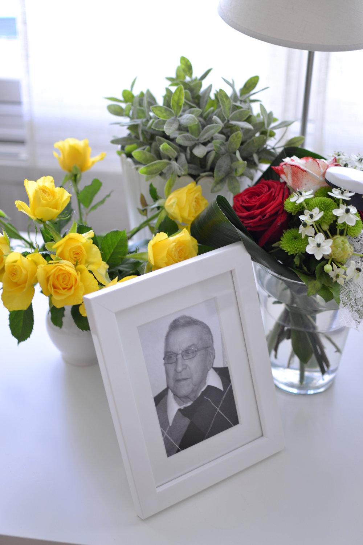 Farfar Helge Åström 1929—2013.