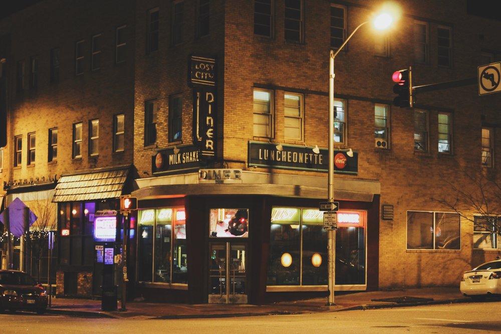 Baltimore Diner - Station North, MD.jpg