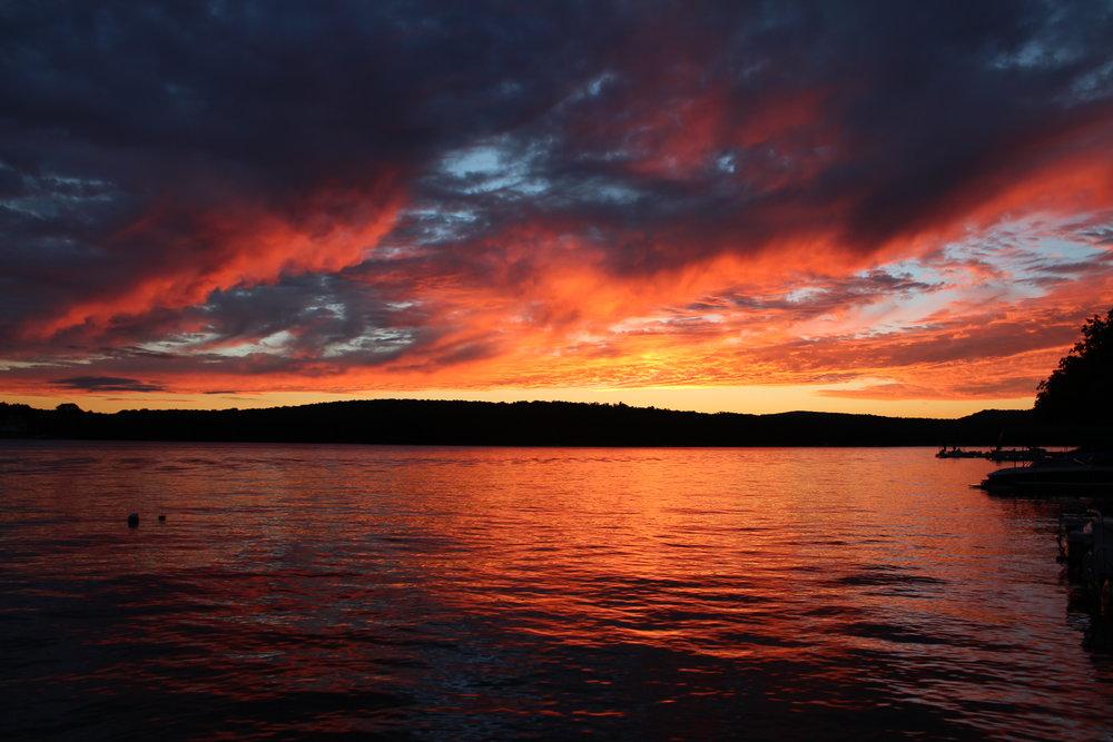 Lake Sunrise - Western Maryland.jpg