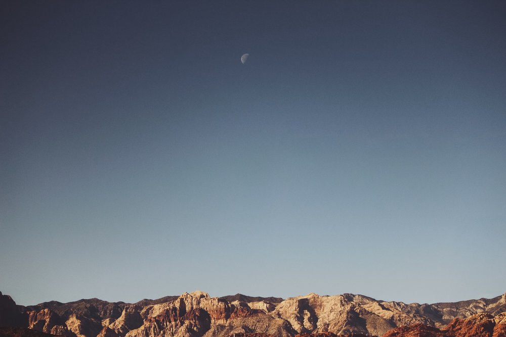 Moonset Over Red Rock Canyon.jpg