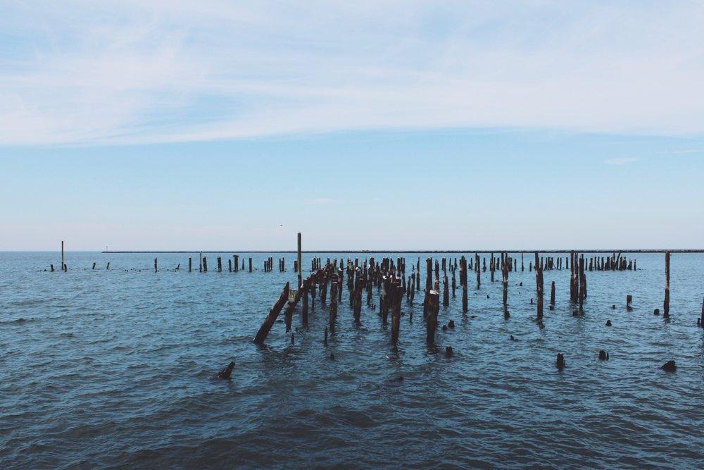 Old Fishing Pier - Cape Henlopen, DE.jpg
