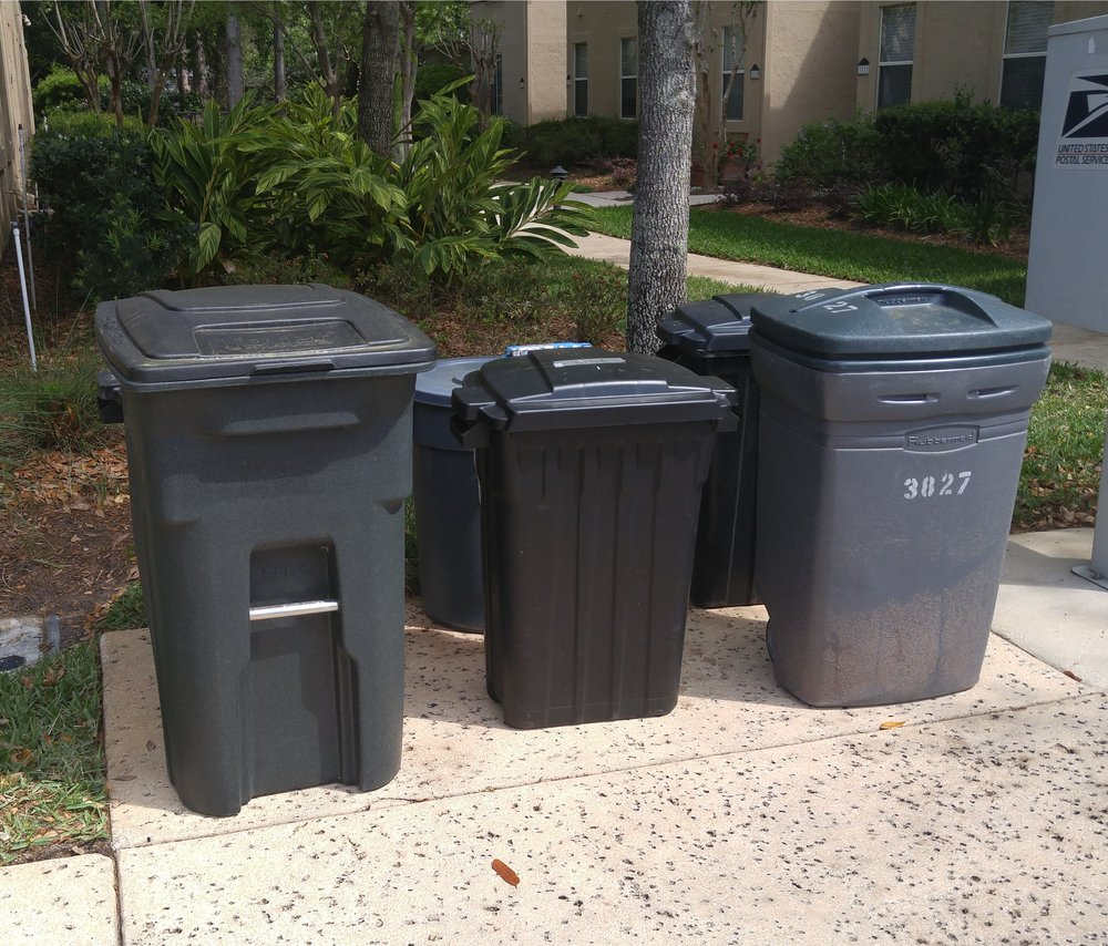 Curbside Service - We are pleased to offer traditional curbside trash service for those who reside in apartment, townhouses and condominium communities. Similar to traditional household garbage service, with customized scheduling and container options to fit your demands. Ideal for neighborhoods where dumpsters or compactors aren't a practical solution.