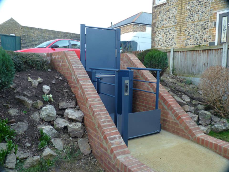 Wessex Low Rise Step lift