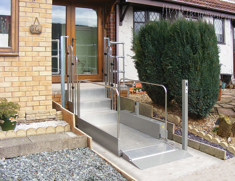 terry tsl 1000 domestic step lift
