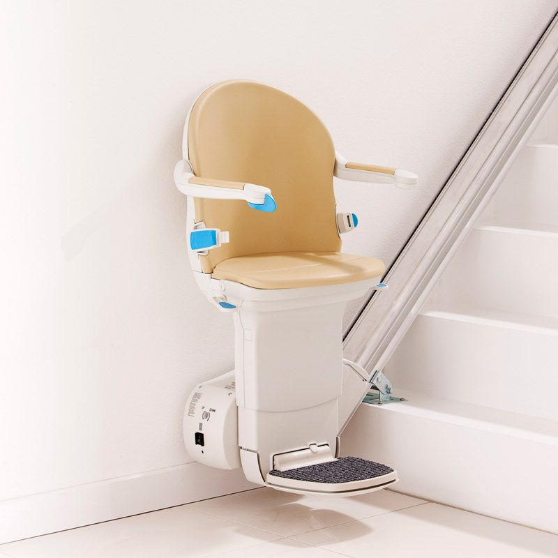 minivator simplicity plus straight stairlift