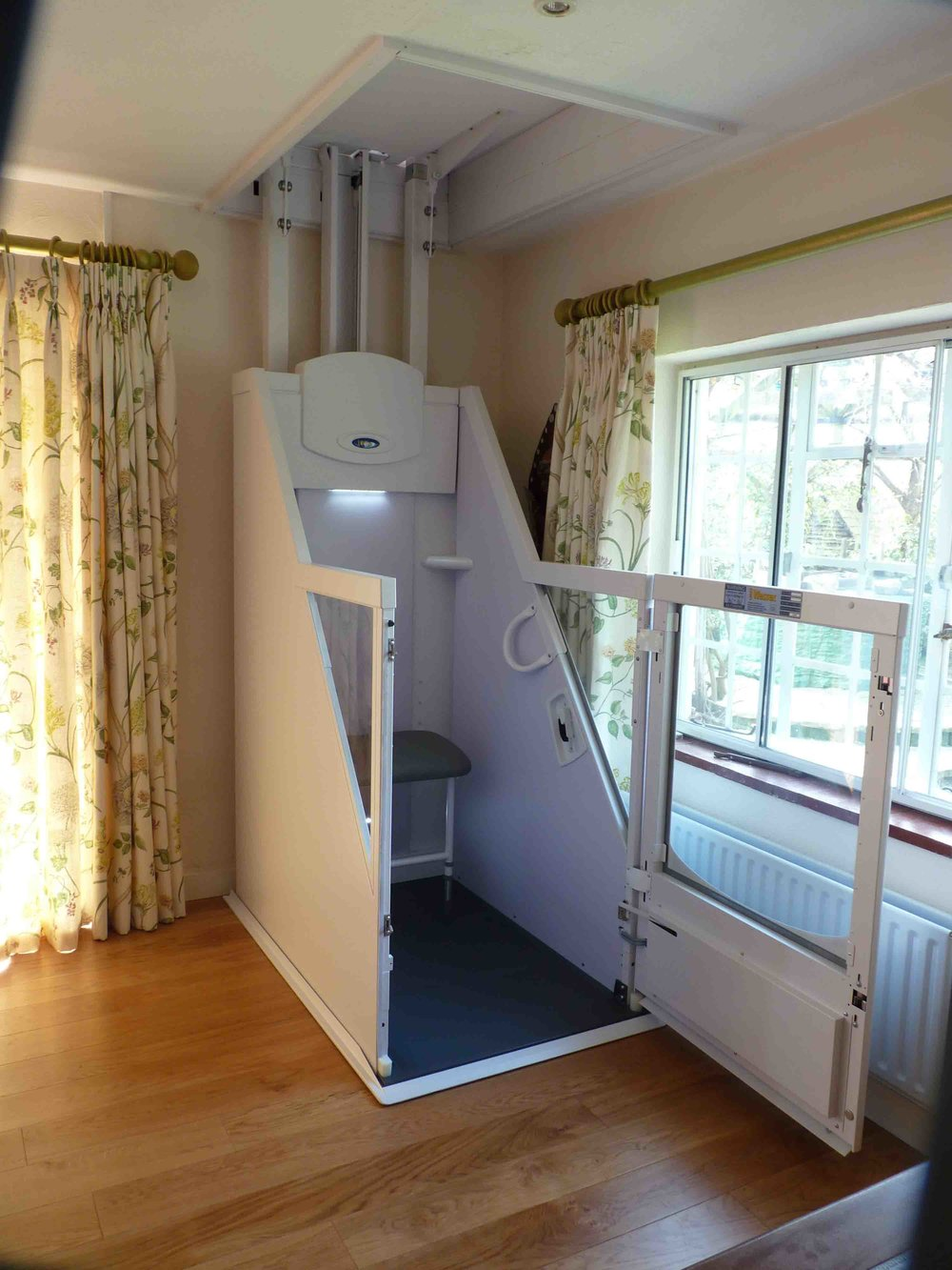 Wessex VM Home lifts