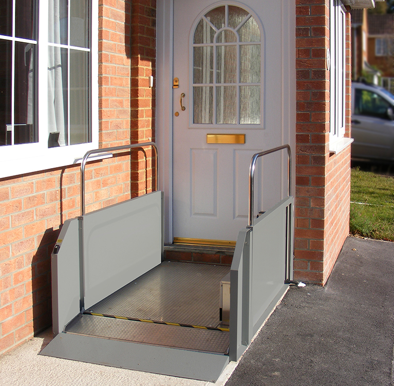 tsl 500 Domestic platform step lift