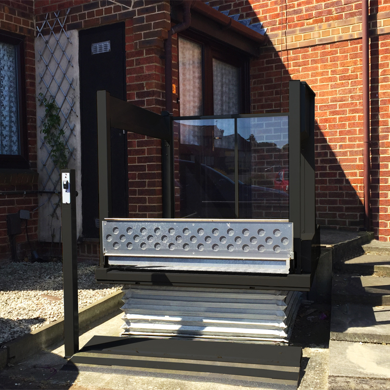 TSL1100 Heavy Duty Step Lift