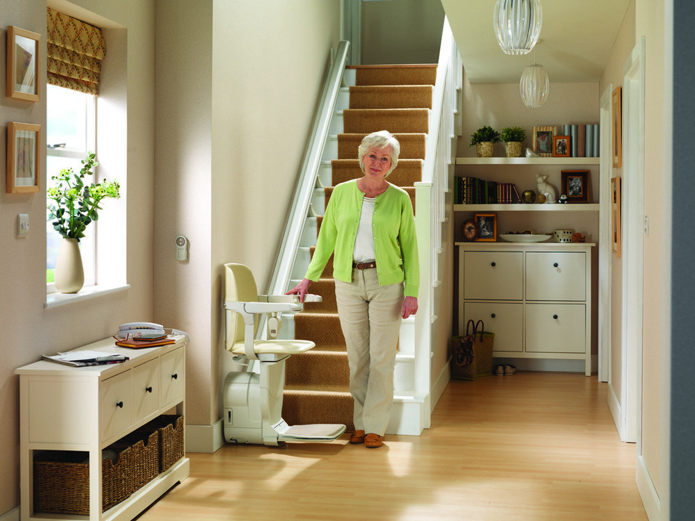 Stannah 600 Siena stairlift