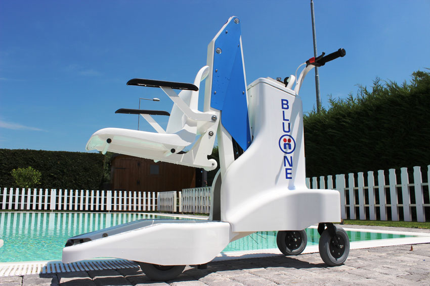 BluOne Portable Pool Lift