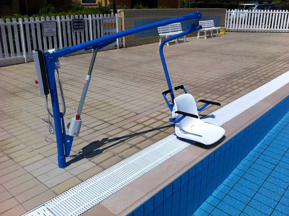 Digi Project F145 Pool Access Lift