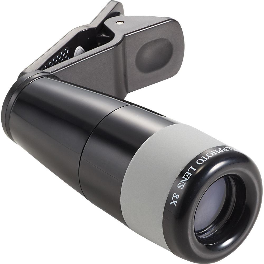 8x Telescope Lens