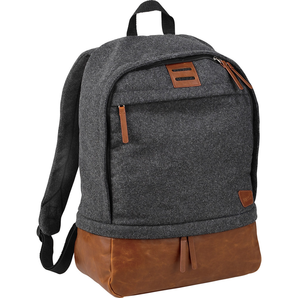 "Campster Wool 15"" Computer Backpack"