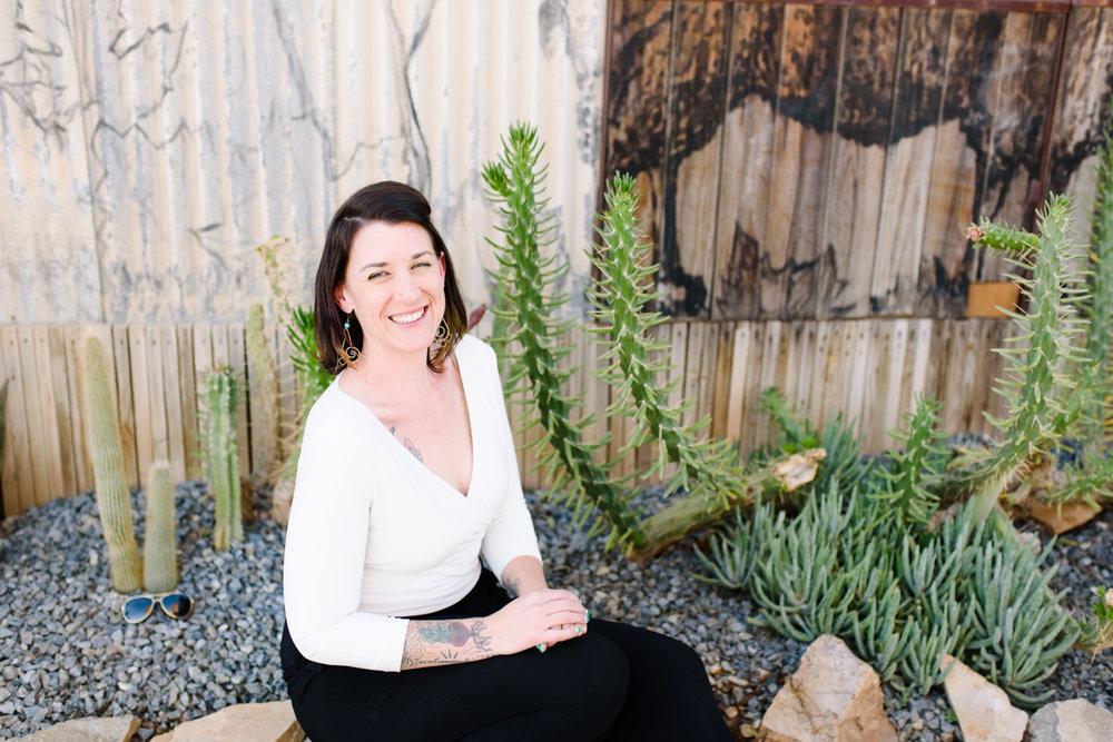 Baja Wine and Wellness Retreat Tanya