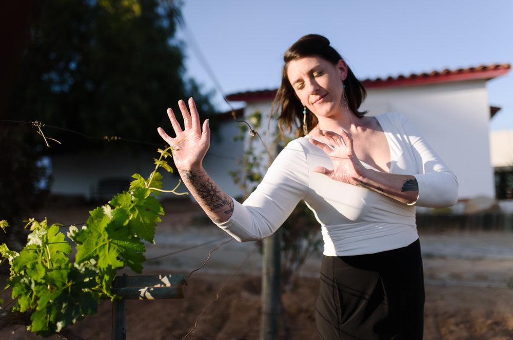Reiki Healing Wine and Wellness