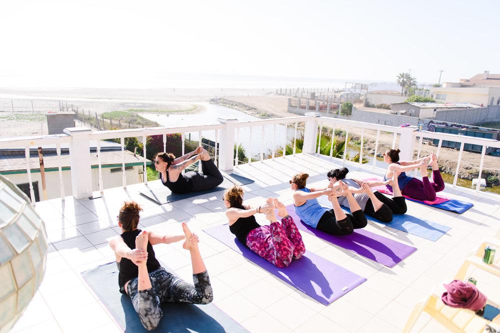 yoga retreat baja mexico