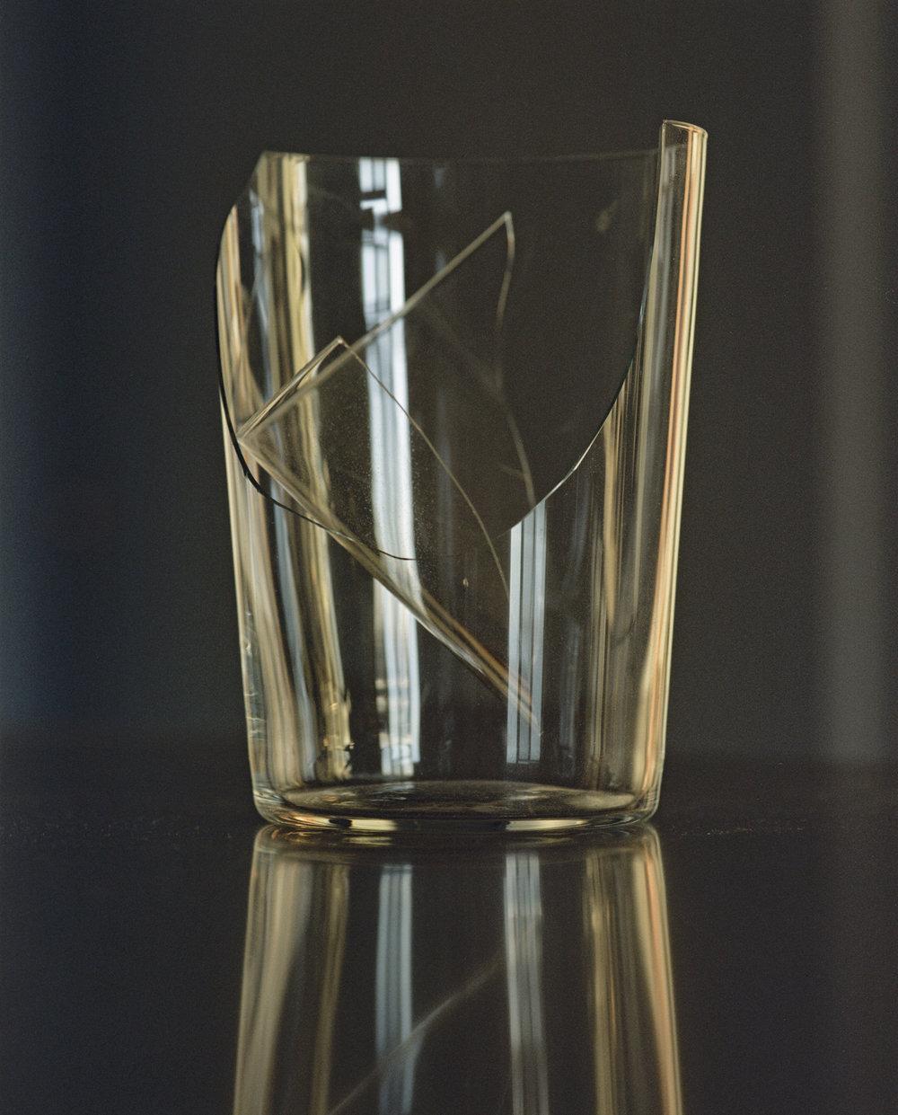 Broken Glass #15