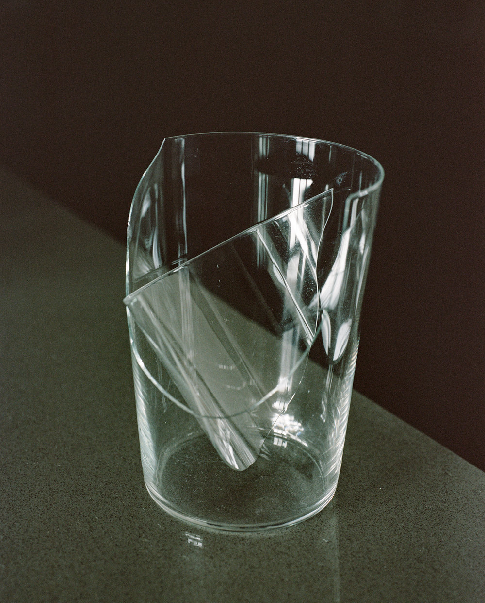 Broken Glass #7