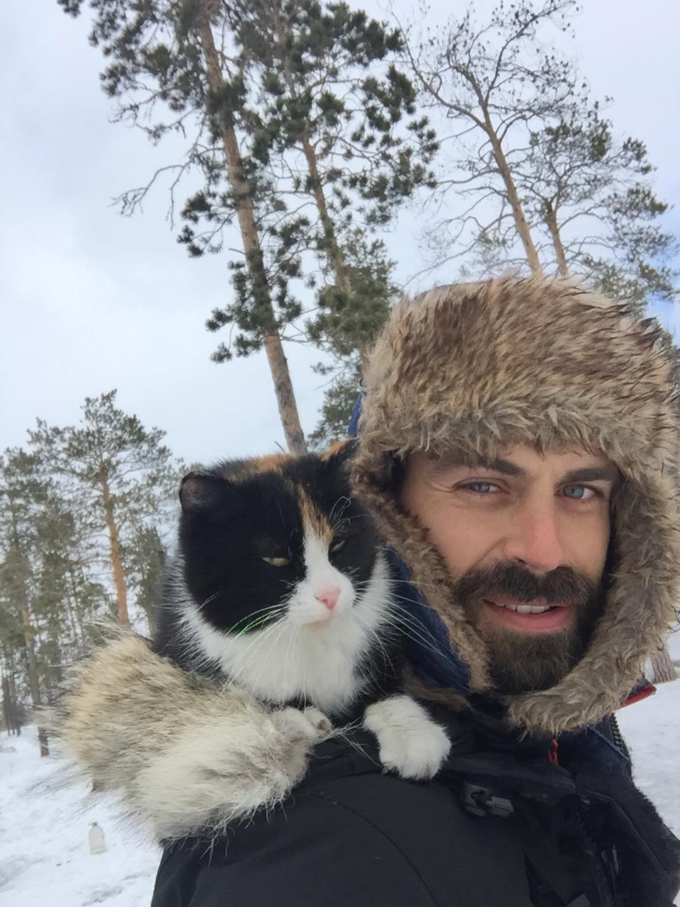 / MARCH 2017 /   Back in Siberia