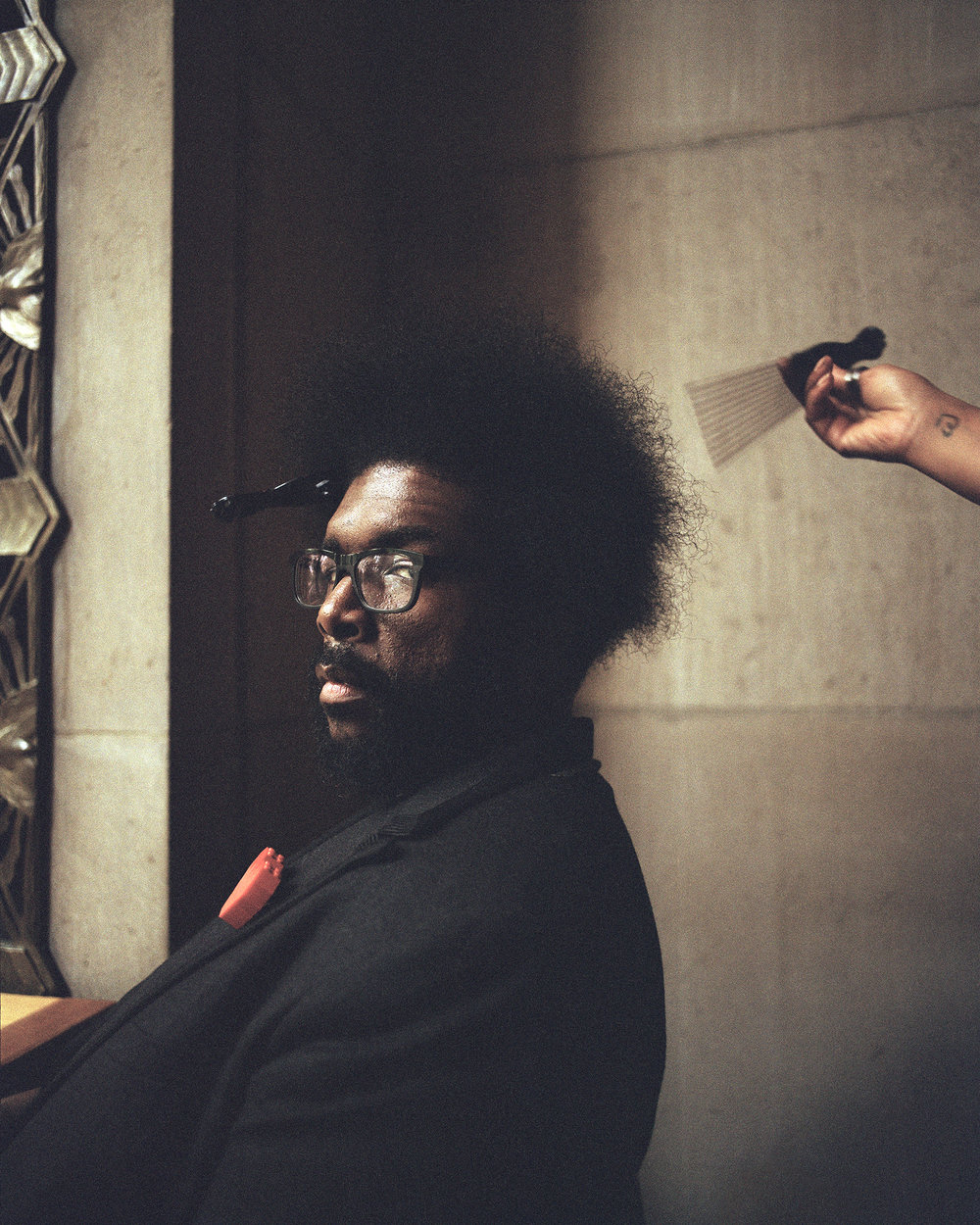 Questlove, Food & Wine, 2013