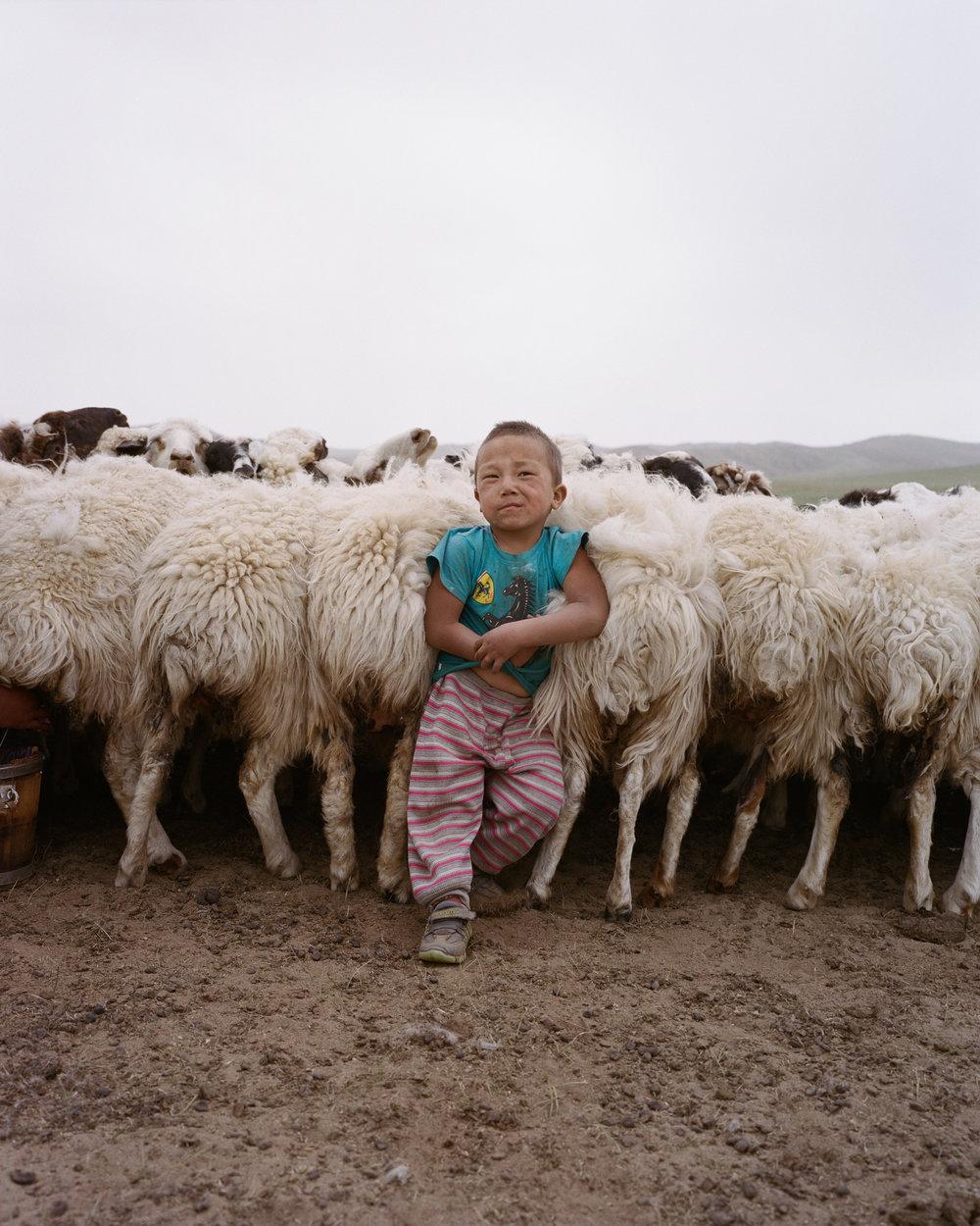 Mongolia, 2018